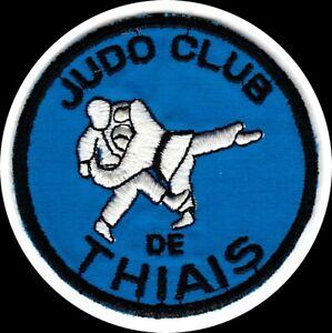 JUDO-AUFNÄHER  - 1 / JUDO CLUB DE THIAIS / FRANKREICH - NEU