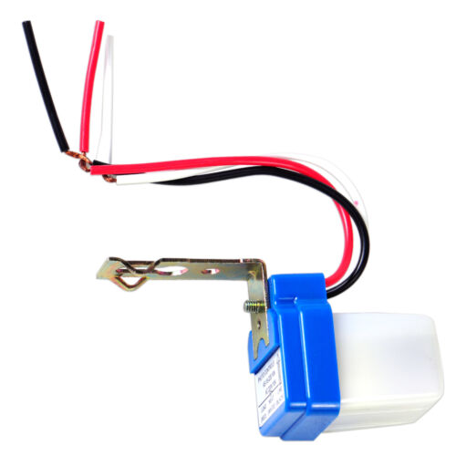 MINI 220V//10A Dämmerungsschalter Dämmerungssensor Lichtsensor twilight switch
