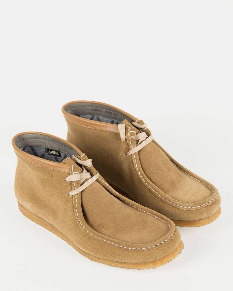 Nonnative Dweller Moc Boots size 8