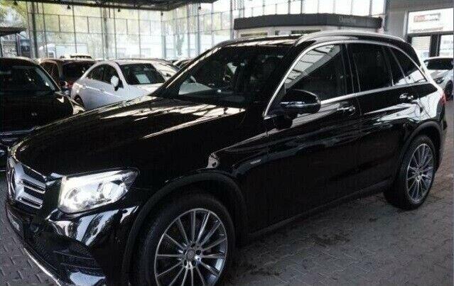 Mercedes GLC250 d 2,2 AMG Line aut. 4Matic 5d - 1.999 kr.