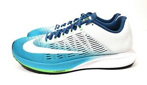 21857734c1d0 Nike Air Zoom Elite 9 Mens Running Training Shoes Chlorine Blue ...