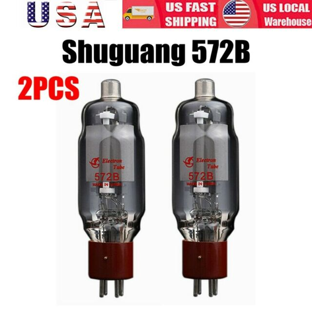 Matched Pair Svetlana 572b Ham Radio Amplifier Tube For Sale Online Ebay