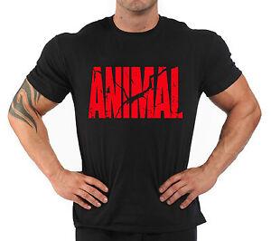 T-Shirt-Bodybuilding-Fitness-Palestra-034-Animal-5-034