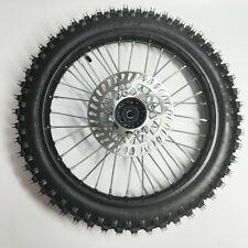 Big Wheel Amp Tyre Pit Bike Conversion Kit 17 Front 15mm Sdg