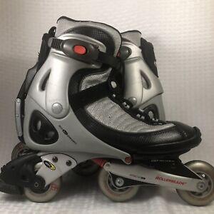 Rollerblade-Perseus-Alfa-Inline-Skates-Roller-Men-039-s-US-10-EU-43-Made-in-Italy