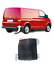 FOR-VW-TRANSPORTER-T5-03-09-REAR-BUMPER-PLASTIC-MOLDING-TRIM-FOR-PAINTING-RIGHT thumbnail 1