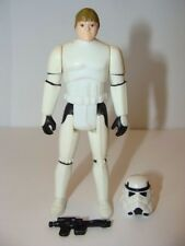 Luke Stormtrooper Complete C9  Repro Weapon Star Wars Vintage  POTF Last 17 KL