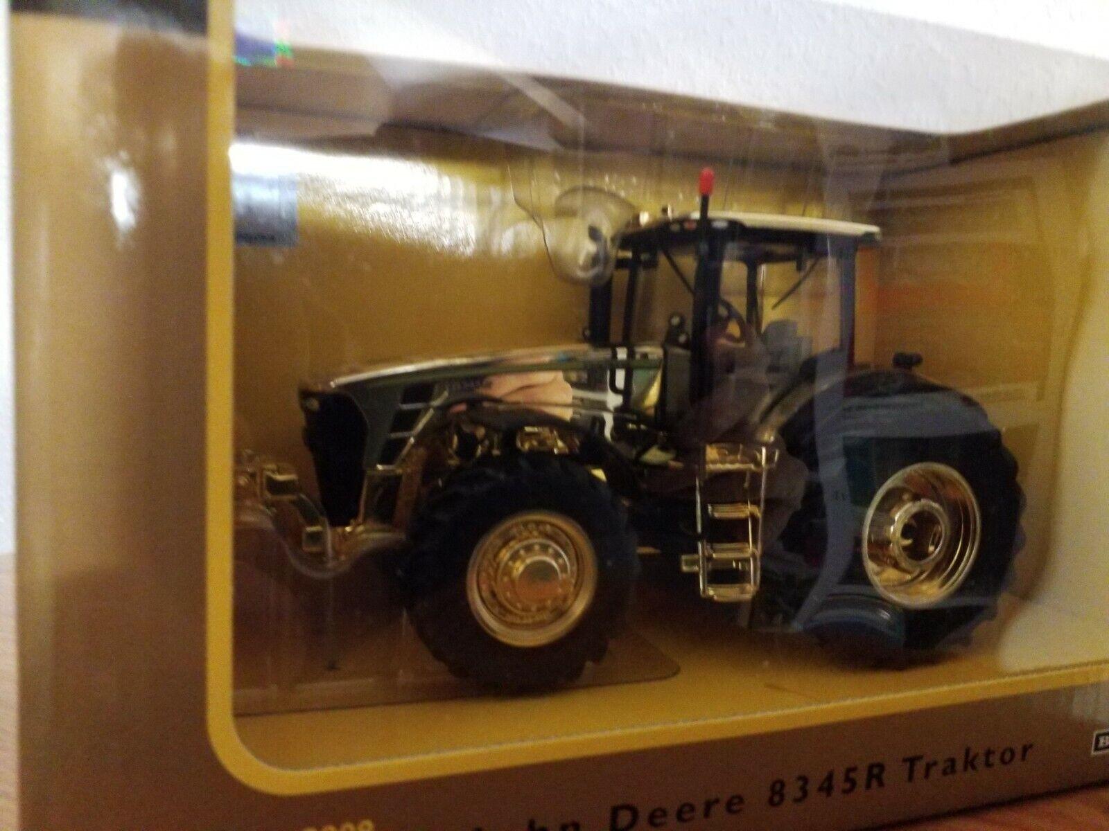 Britains John Deere 8345R Sondermodell Agritechnica 2009 Gold RAR Traktor 1 32