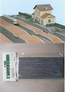 nuevo con embalaje original + Auhagen 11336 h0 la estación inodoro