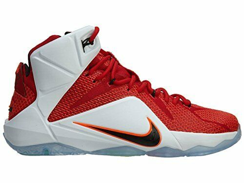 Gli uomini della nike, lebron james xii basket scarpa