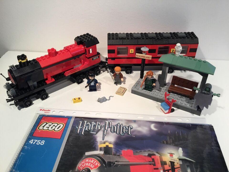Lego Harry Potter, Forskellige