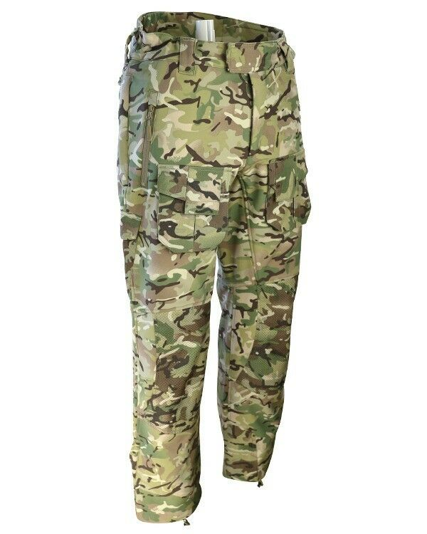 Patriot MTP Outdoor Military Hunting Soft Shell Tactical Fleece Lined Trousers