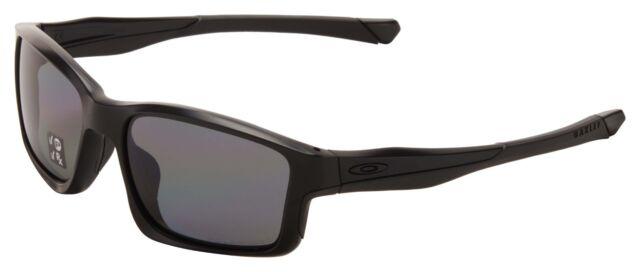 1c8e9d7a3dec Oakley Batwolf Sunglasses Matte Black Frame Grey Polarized Lens 009101-04  for sale online   eBay