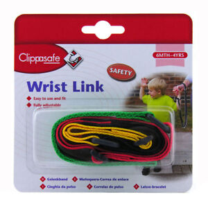 CLIPPASAFE-WRIST-LINK-WITH-SHOCK-ABSORBER-NEW