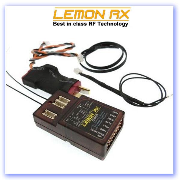 Lemon Rx 7 Canales DSMX compatible con Diversity & decanos (LM0052 P-00132)