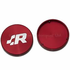 Vw Golf Mk4 R32 Suspension Strut Cap Covers Anodised in Red