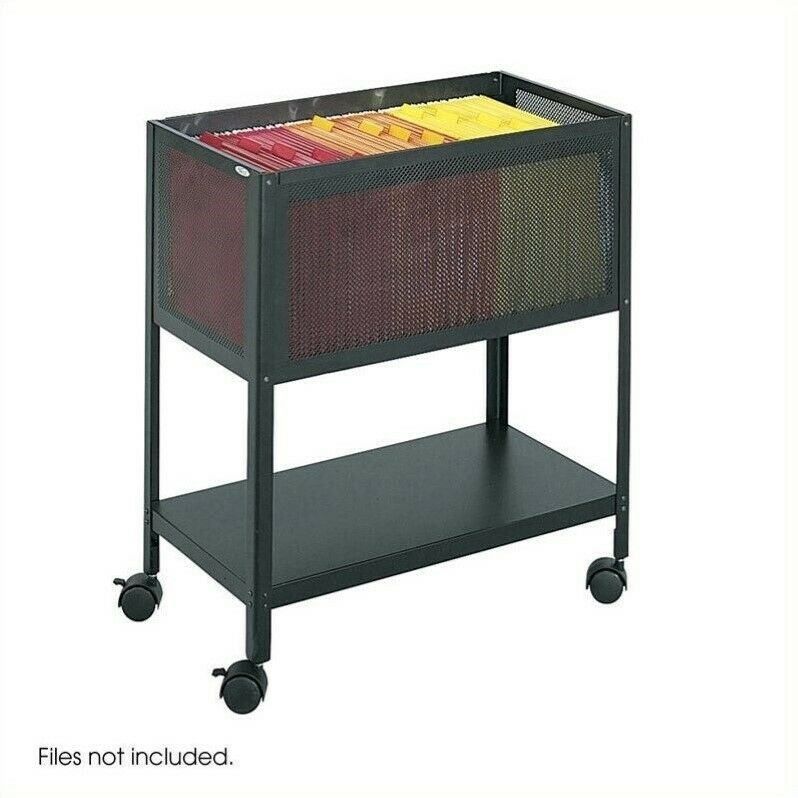 Safco Mesh Tub File with Open Top