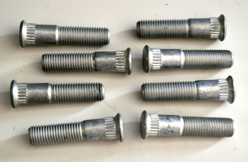 GENUINE ROVER METRO WHEEL STUD X8        M12 X 55mm NAM8116 ALSO SUITS FORDS+
