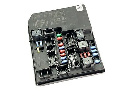 2009 - 2014 NISSAN CUBE 1.8L Engine Bay Fuse Box IPDM ...