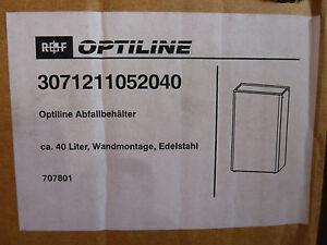 R-F-Optiline-Edelstahl-Abfallbehaelter-40l-40-Liter-3071211052040