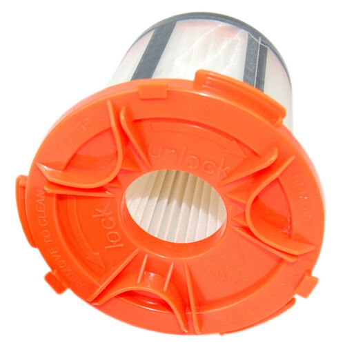 HQRP Washable Reusable H12 Filter for Eureka DCF-24 68950 Dust Cup Filter 955