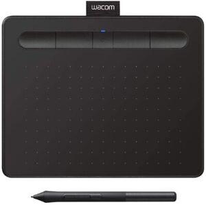 Wacom Intuos Gráficas Dibujo Tableta + Software Pequeño / Medio Funda Niños De