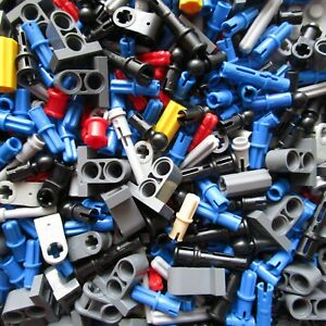 Pin Stopper Plug Short Colored axis 100 LEGO TECHNIC SMALL PARTS e.g