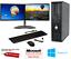 Rapide-Dell-Quad-Core-Ordinateur-PC-De-Bureau-Tour-Windows-10-WIFI-double-ecran-PC miniature 1