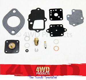 Carburettor Overhaul kit - Suzuki LJ80 LJ81 F8A (78-11/79)