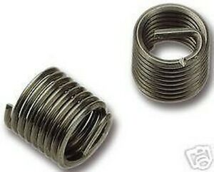 V-Coil-Helical-Wire-Thread-Repair-Inserts-for-9-16-x-12-UNC-2-5D-5-off