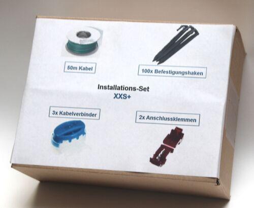 Câble Crochet Lien Paquet Kit RL Installation Set XXS MS RM Robomow MC