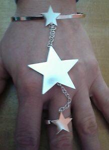 baciamano gioiello bagno arg antico 2 stelle stars bacia mano made in italy