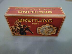 "EntrüCkung Handgefertigt Armbanduhr ""breitling"" Karton Uhrenboxen Uhren Schatulle Kasten №2"
