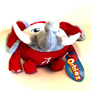 University-of-Alabama-Orbiez-Elephant-Football-Plush-by-Okoner-Licensed-Toy