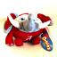 University-of-Alabama-Orbiez-Elephant-Football-Plush-by-Okoner-Licensed-Toy thumbnail 1