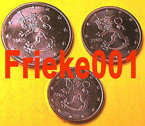 Finland-Finlande-1-2-en-5-cent-2005-unc