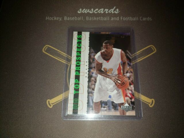 LeBron James RC 2003 Upper Deck UD Top Prospects Rookie #60 St. Vincent St Mary