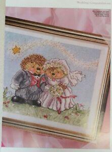 Country-companions-cross-stitch-chart-wedding-congratulation-from-a-magazine