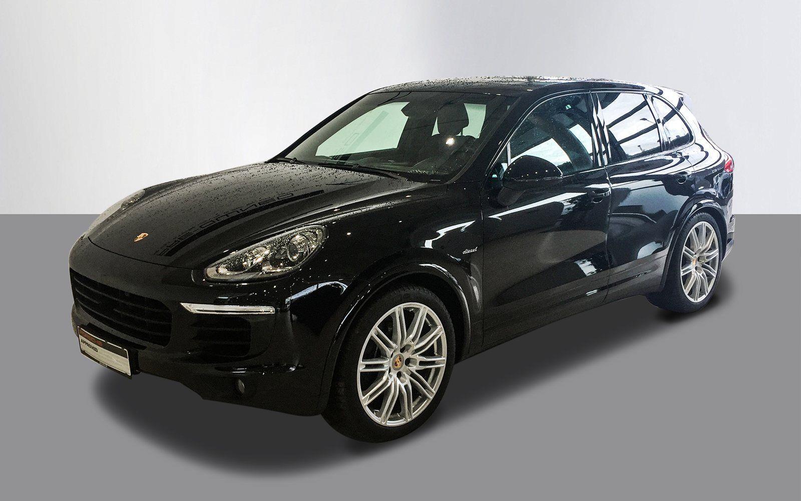 Porsche Cayenne 3,0 D Platinum Tiptr. 5d - 11.000 kr.
