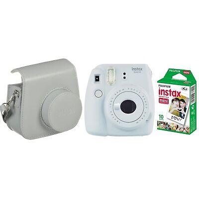 Fotocamera Istantanea FujiFilm Fuji Instax Mini 9 (+Custodia +Pellicola) WH