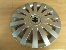 Genuine Suzuki Set of 4 x 14 inch  Wheel Trims to fit Suzuki Alto 2009-Present