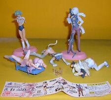 HENTAI SEXY GIRLS DGP Digital Gals Paradise Gashapon Figure 5 CAPSULE MILLENNIUM
