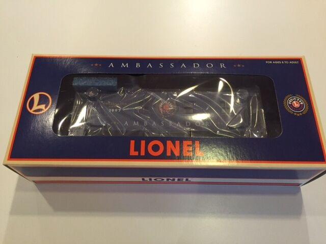 Premio Lionel 1997 al Embajador no catalizador catalizador catalizador 815