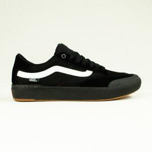 Vans Berle Pro Trainers Shoes Brand New In Black Black Uk Sizes 6 7 8 9 10 11 Ebay