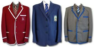 Many Styles /& Trim Traditional Girls School Uniform Boaters Adult Sizes