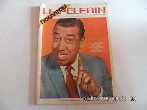 Adaptable Le Pelerin N°4587 25 Oct 1970 Fernandel Mode Manteaux F76 Cool En éTé Et Chaud En Hiver