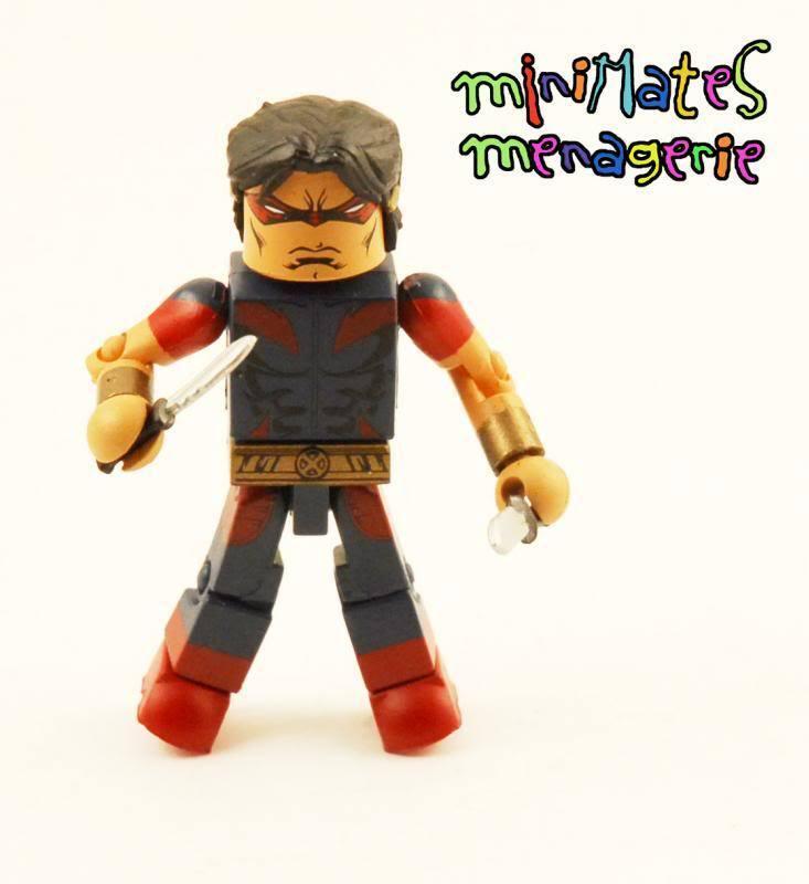 Marvel Minimates Tru Juguetes R Us Us Us Wave 4 Warpath f6f9c3