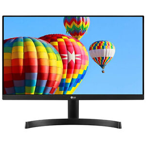 "27"" LG 27MK60TM LED IPS LCD Widescreen Monitor Dual HDMI VGA 1080p AMD FreeSync"