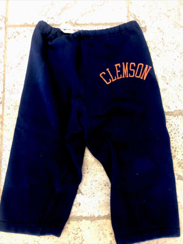 Rare Vintage Russell Southern Co Clemson Sweatpant