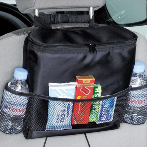 Car Seat Back Multi-Pocket Storage Bag Tidy Organiser Cool Hot Travel HoldeMAEK